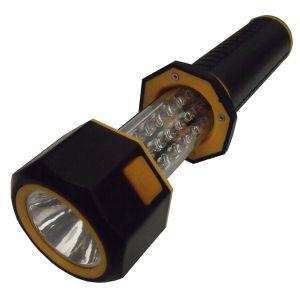 led lampe taschenlampe ausklappbar mit magnet ihp. Black Bedroom Furniture Sets. Home Design Ideas