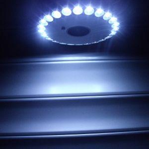 led deckenleuchte lampe 24 led ihp. Black Bedroom Furniture Sets. Home Design Ideas