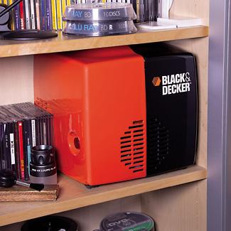 black und decker kompressor cubo lfrei b ware ihp. Black Bedroom Furniture Sets. Home Design Ideas