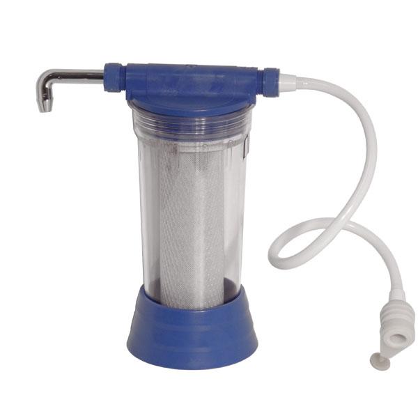 wasserfilter mit aktivkohlefilter