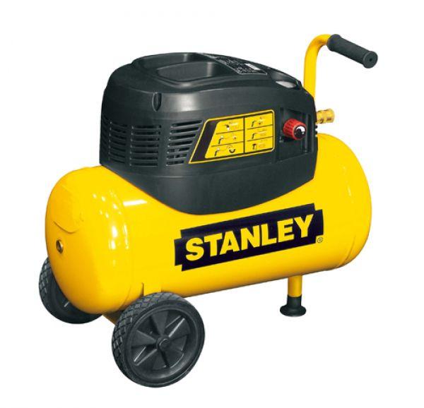 Stanley Druckluft - Kompressor 24Liter 10bar