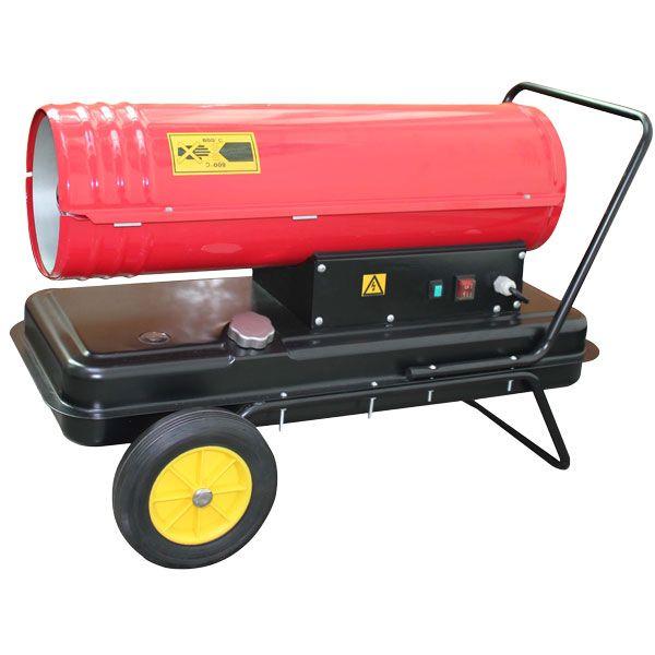 Heizkanone 20 kW (Diesel- und Heizölbetrieb möglich)