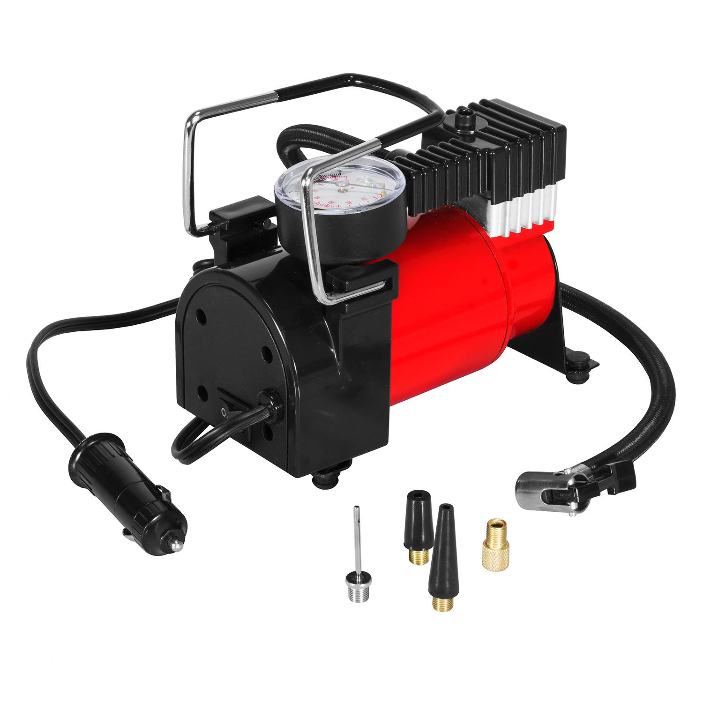 Auto KFZ Mini Kompressor Luftkompressor Druckluft Luftpumpe Luftpumpe 12V 260PSI